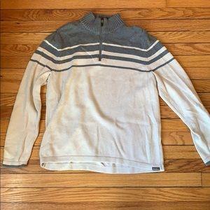1/4 Zip Eddie Bauer Sweater